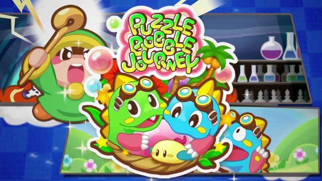 Puzzle Bobble Journey è ora disponibile su App Store e Google Play