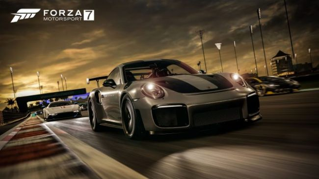 Forza Motorsport 7 è in fase gold, demo e nuovo video