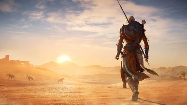 Rivelato il peso dell'edizione Xbox One di Assassin's Creed: Origins
