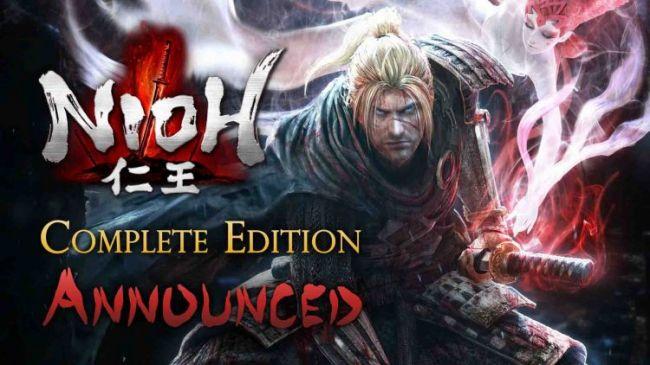 NiOh: Complete Edition annunciato per PC
