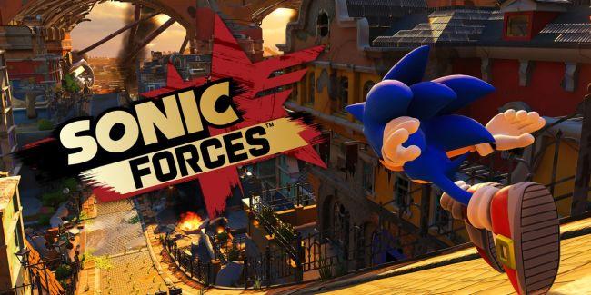 Sonic Forces bloccato a 720p su Switch