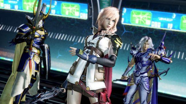 L'open beta di Dissidia Final Fantasy NT è ora disponibile