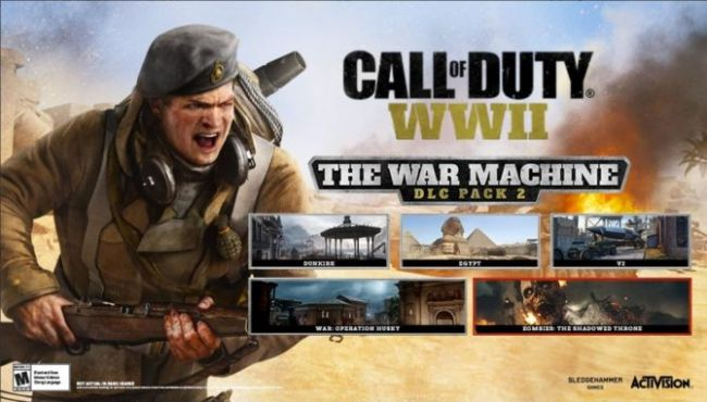 Call of Duty WWII: in arrivo il nuovo DLC