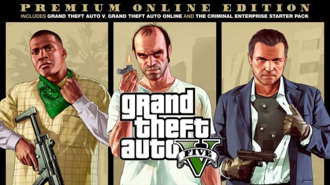 GTA V: Disponibile la Premium Online Edition