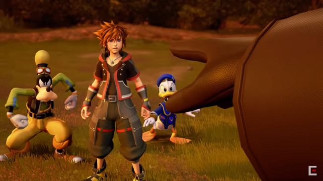 Kingdom Hearts 3: a sorpresa un nuovo gameplay