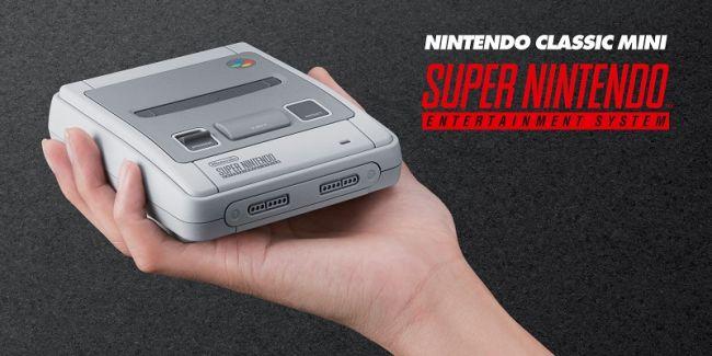 SNES Classic Edition avrà più scorse del Mini NES