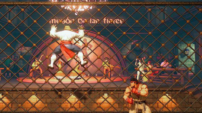 Street Fighter V - Fa il suo ritorno lo stage di Vega