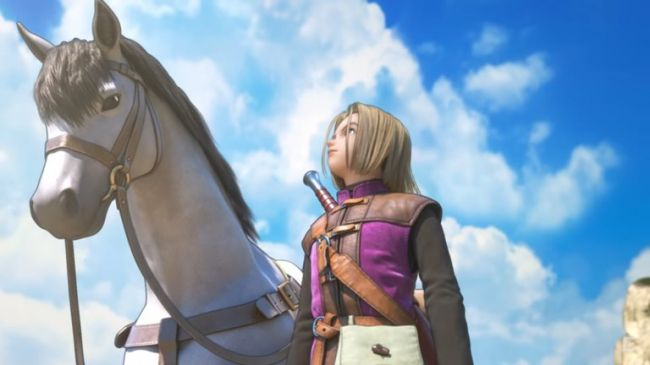 Dragon Quest XI si mostra in una serie di video gameplay