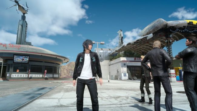 Final Fantasy XV: nuovi outfits per Noctis