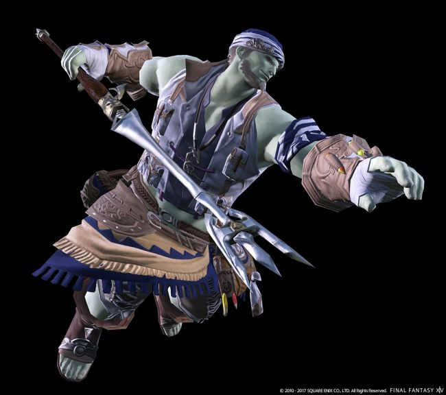 Tanti nuovi video gameplay per Final Fantasy XIV: Stormblood