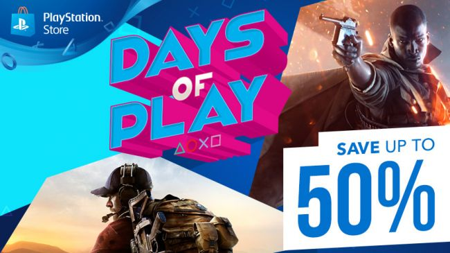 Sconti e offerte imperdibili con i Days of Play di Sony