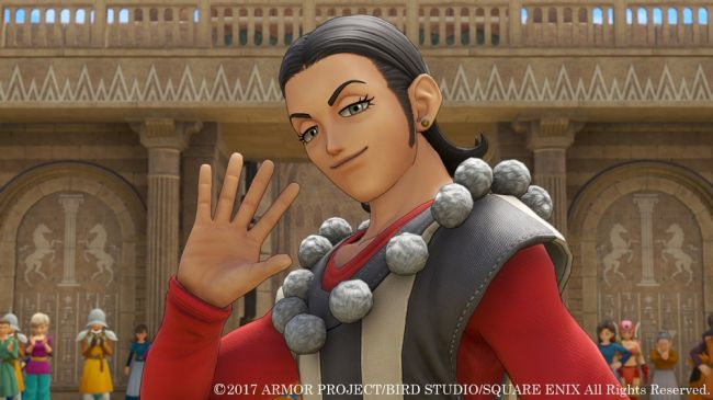 Dragon Quest XI: nuovo video gameplay per la versione 3DS