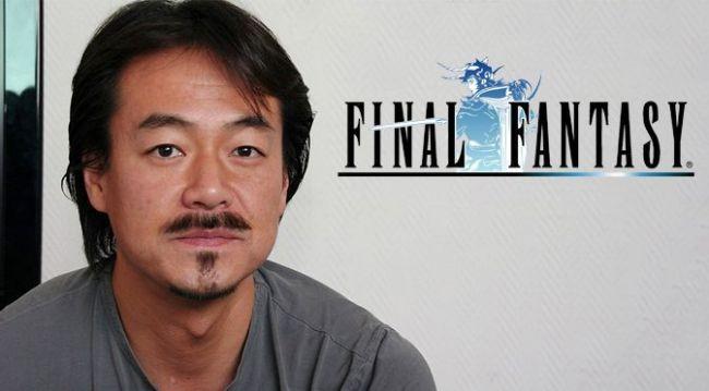 Final Fantasy XV: Hironobu Sakaguchi si complimenta con Tabata