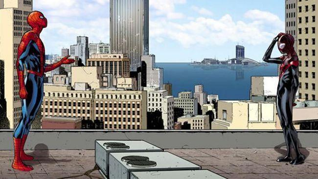 Spider-Man - Ci aspetta un Peter adulto e forse mentore di Miles Morales