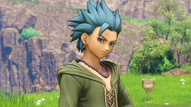 Nuova carrellata di immagini per Dragon Quest XI