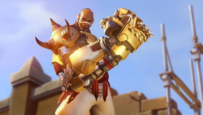 Overwatch: Terry Crews non è Doomfist, come mai? Ce lo spiega Blizzard