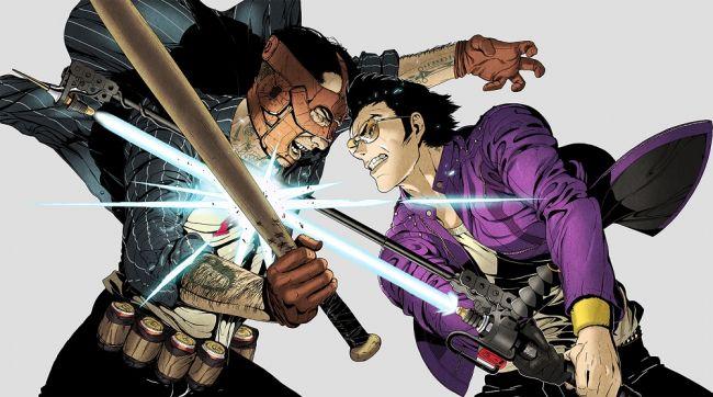 Annunciato Travis Strikes Again: No More Heroes in esclusiva Switch