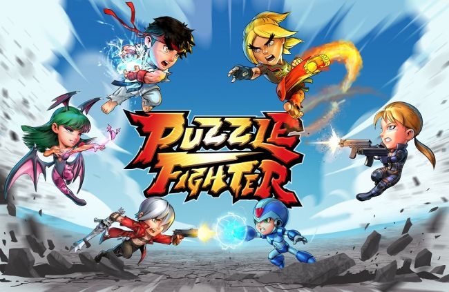Entro fine anno arriverà Puzzle Fighter per dispositivi Android ed Apple