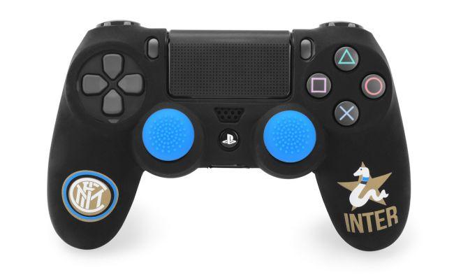 Cidiverte presenta i nuovi controller PlayStation 4 a tema Inter e Milan
