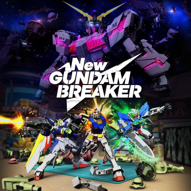New Gundam Breaker: trailer e data di lancio