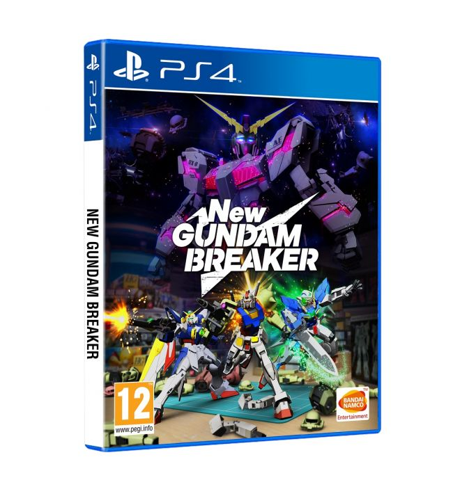 New Gundam Breaker: trailer e data di lancio