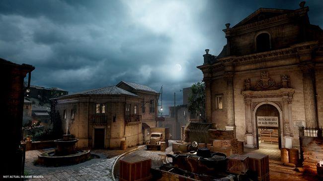 In arrivo ad aprile il secondo DLC di Call of Duty: WWII