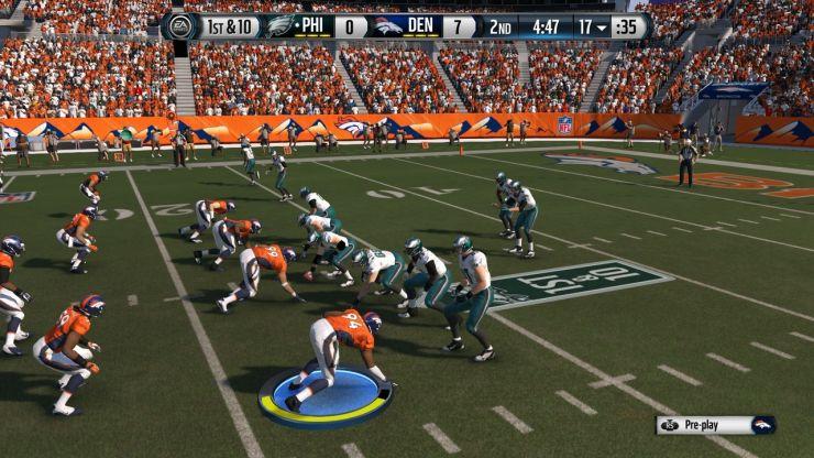 Madden NFL 15 per Playstation 4