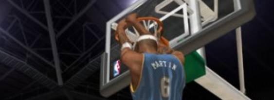 NBA Live 2006 per PlayStation 2