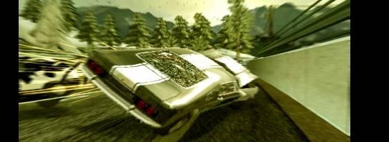 Burnout Legends per PlayStation PSP