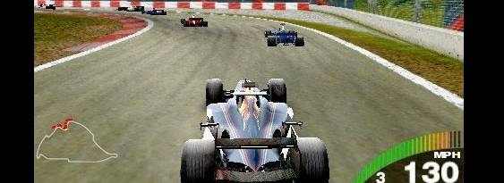 F1 Grand Prix per PlayStation PSP