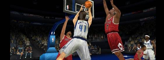 NBA LIVE 2006 per PlayStation PSP