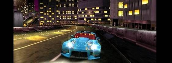 Need For Speed Underground Rivals per PlayStation PSP