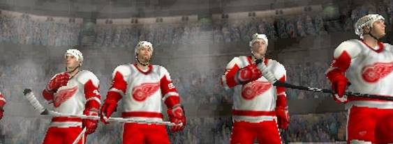 NHL Gretzky Hockey per PlayStation PSP