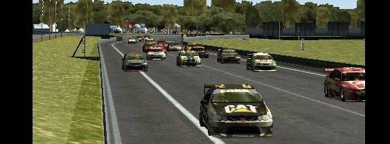 TOCA Race Driver 2 per PlayStation PSP