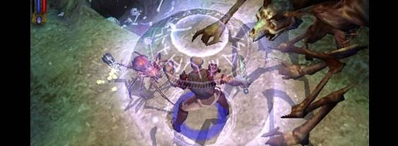 Untold Legends : Brotherhood Of The Blade per PlayStation PSP