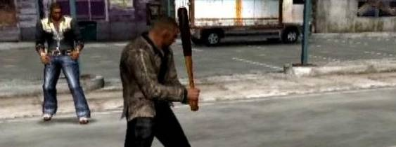 Urban Reign per PlayStation 2