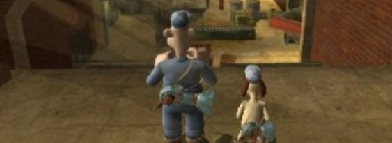 Wallace and Gromit: La Maledizione del Coniglio Mannaro per PlayStation 2