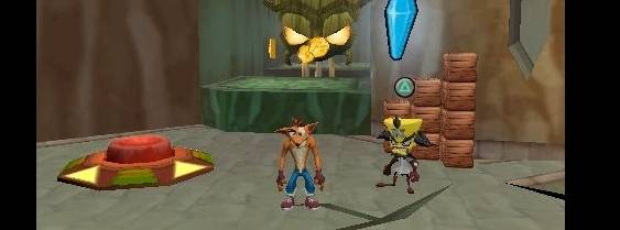 Immagine del gioco Crash Tag team racing per PlayStation 2