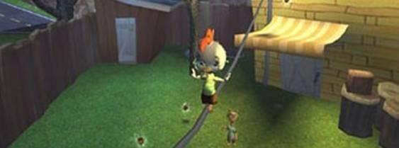 Chicken Little Amici per le Penne per PlayStation 2