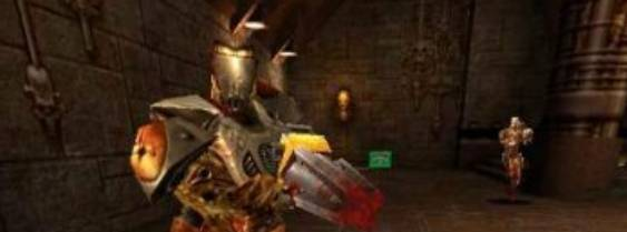 Quake 3 revolution per PlayStation 2