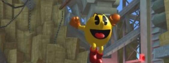 Pac-Man Wolrd 3 per PlayStation 2