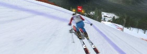 Ski Racing 2006 per PlayStation 2