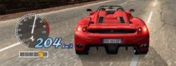 OutRun 2006 Coast 2 Coast per PlayStation 2