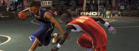 And 1 Streetball per PlayStation 2