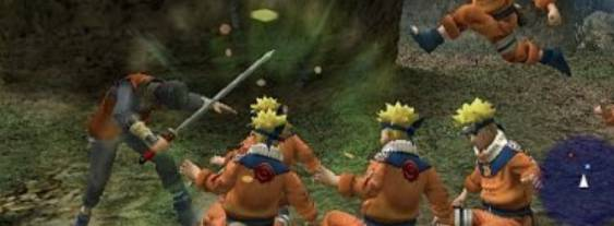 Naruto: Uzumaki Ninden per PlayStation 2