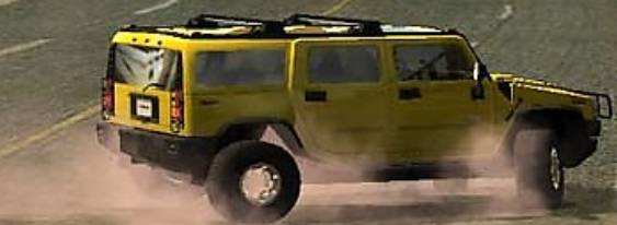 Hummer Badlands per PlayStation 2