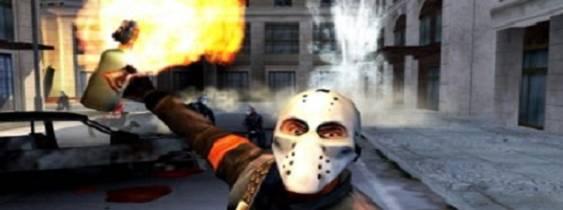 Urban Chaos: Riot Response per PlayStation 2