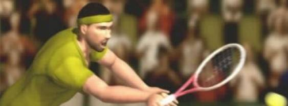 Smash Court Tennis Pro Tournament per PlayStation 2