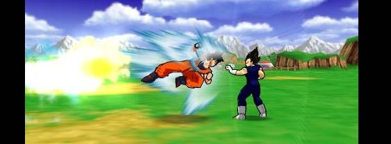 Dragon Ball Z Shin Budokai per PlayStation PSP