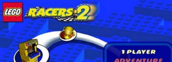 LEGO Racers 2 per PlayStation 2